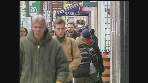 Unemployment up in London area again