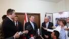 Palestinian meeting productive, despite 'profound' differences: Baird