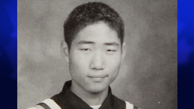 Aaron Yoon is shown in a 2006 yearbook photo from South Collegiate Institute in London, Ontario copied on Wednesday, April 3, 2013. (HO / THE CANADIAN PRESS)