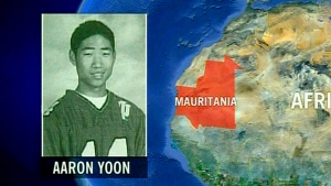Aaron Yoon alleged ties to al Qaeda