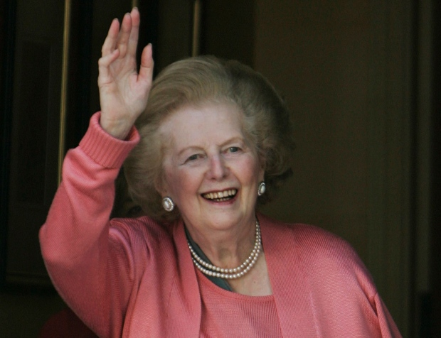 Margaret Thatcher, the first female prime minister of Britain, has died at the age of 87. Thatcher's ideologies and policies, along with her push for 20th century conservatism, earned her the nickname 'The Iron Lady,' and her strength, confidence and leadership made her a towering figure in the world of politics. 