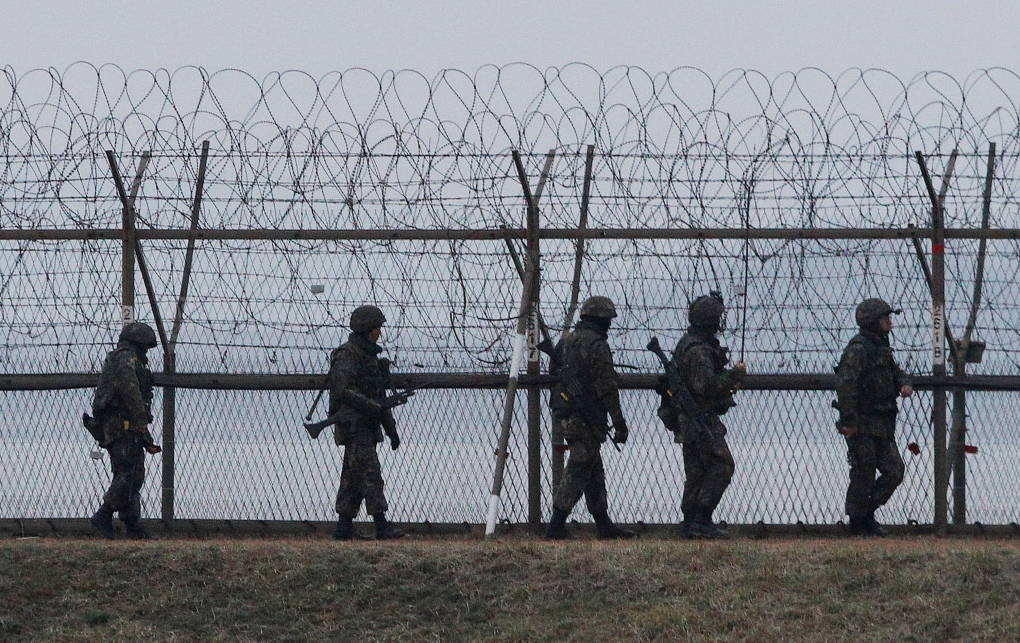 North, South Korea Exchange Fire in First Border Clash in Years