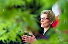 Kathleen Wynne April 2013
