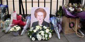 Margaret Thatcher funeral date