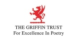 The Griffin Poetry Prize logo is pictured in this screen grab from its website.