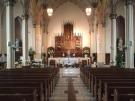A look inside Ste. Anne church in Tecumseh, Ont., on Tuesday, April 9, 2013. (Rich Garton / CTV Windsor)