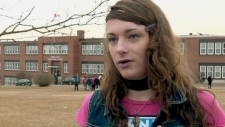 Transgender teen suspended for using washroom