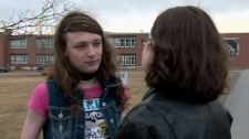 Transgendered N.S. teen faced suspension