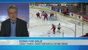 CTV News Channel: Going for gold