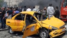 Humanitarian crisis mounting in Syria