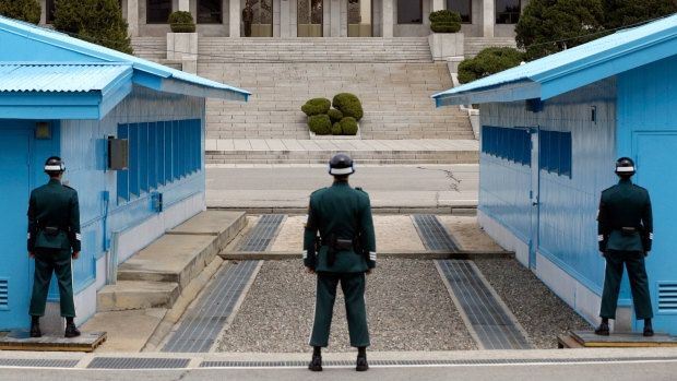 DMZ border Korea