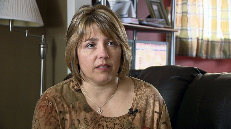 Leah Parsons, Rehtaeh's mother, speaks to CTV News about her daughter.