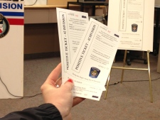 Positive police tickets