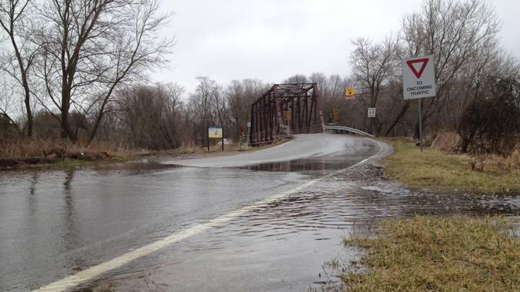 Flood Warning Issued For Parts Of Cambridge West Montrose Ctv Kitchener News