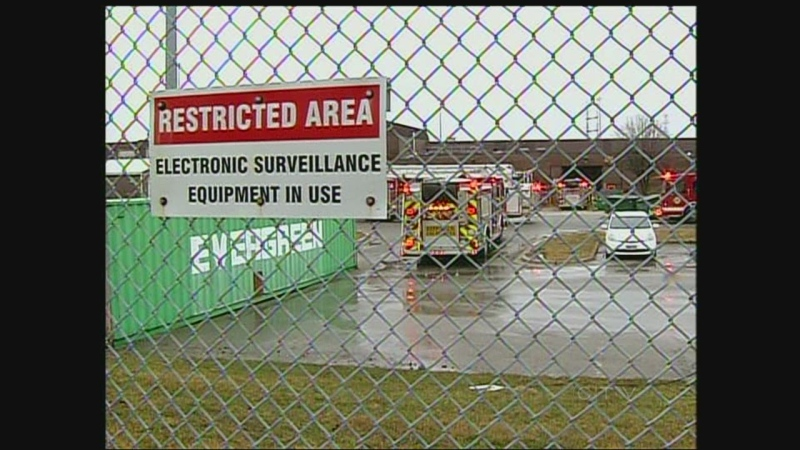 Fire, lockdown, issues plague EMDC