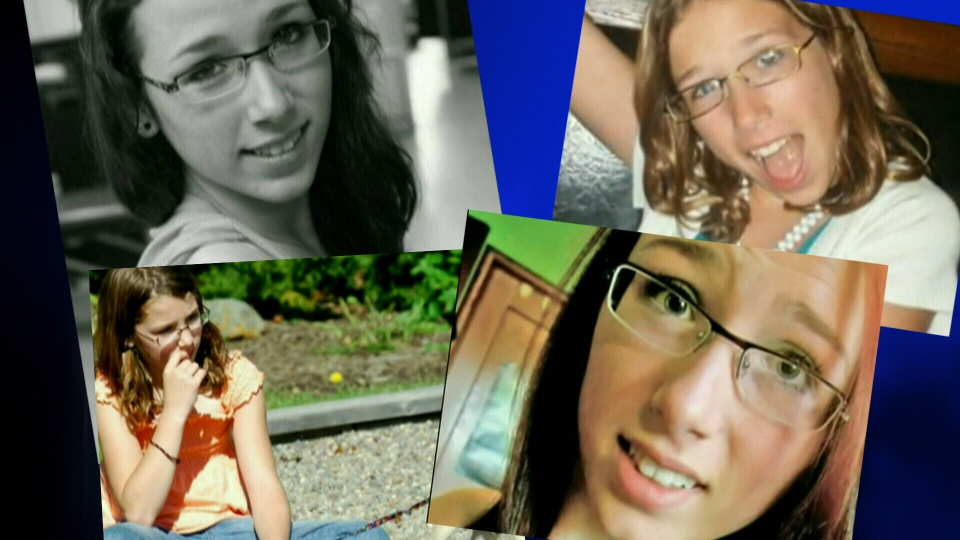 Halifax teen Rehtaeh Parsons, seen in these images, was bullied for more than a year before taking her own life last week.