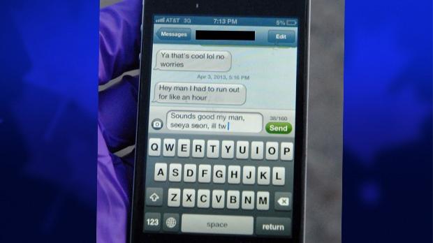Fatal crash warns of texting, driving danger