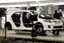 Toyota airbag recall