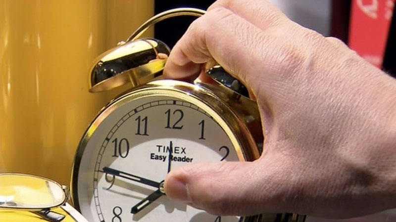 According to the results of a survey released Wednesday, 19 per cent of Canadian workers reported turning up late for work at least once a week in 2010.