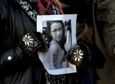 Vigil held for bullied N.S. teen Rehtaeh Parsons