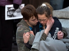 Vigil held for bullied N.S. teen Rehtaeh Parsons