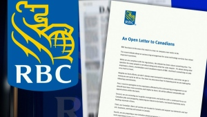 CTV National News: Unexpected apology from RBC
