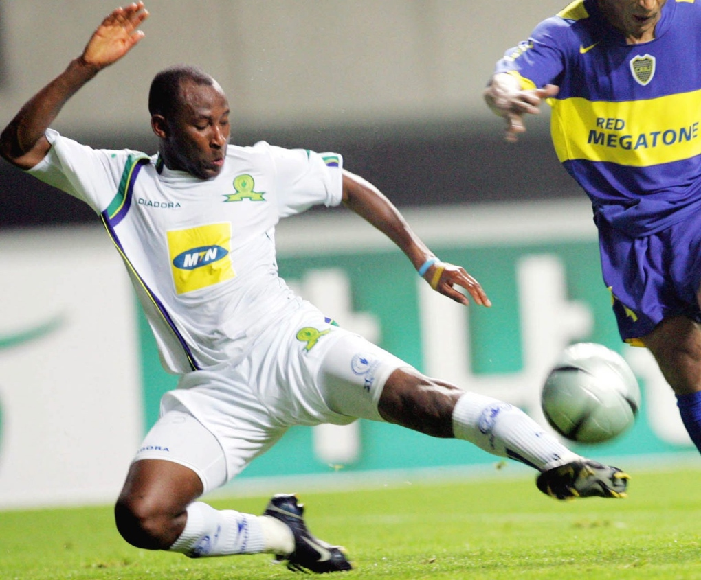 Peter Ndlovu - Zimbabwe - African Cup of Nations 2004
