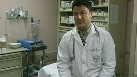 Dr. Jonathan Burns plead guilty to corruption charges linked to B.C.'s e-health project. (CTV)