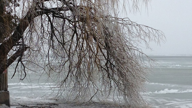 Road salt runoff threatens Canadian, U S  lakes: study | CTV
