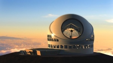 Hawaii to build world's biggest telescope