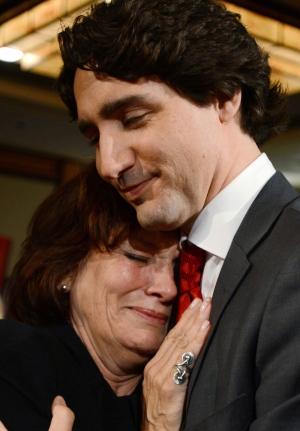 Trudeau wins Liberal leadership