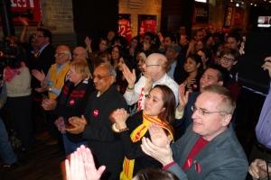 CTV Toronto: Liberal supporters celebrate