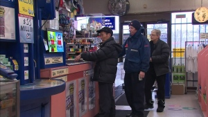 CTV BC: 3 British Columbians win record jackpot