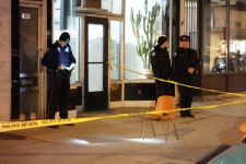 Danforth shooting