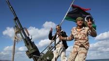 Libyan militias in Tripoli
