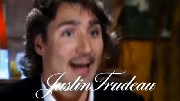 Justin Trudeau attack ad