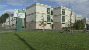 CTV BC: Parents protest school overcrowding