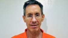 Warren Jeffs is shown in this undated image. (AP, Regan County Sheriff's Department / THE CANADIAN PRESS)