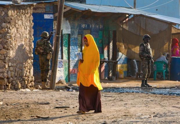 Genital mutilation on the decline in Somalia