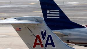 A spokesman for American Airlines tells the newspaper that the captain landed the flight from Dallas-Fort Worth without incident. (AP Photo / Matt Rourke)