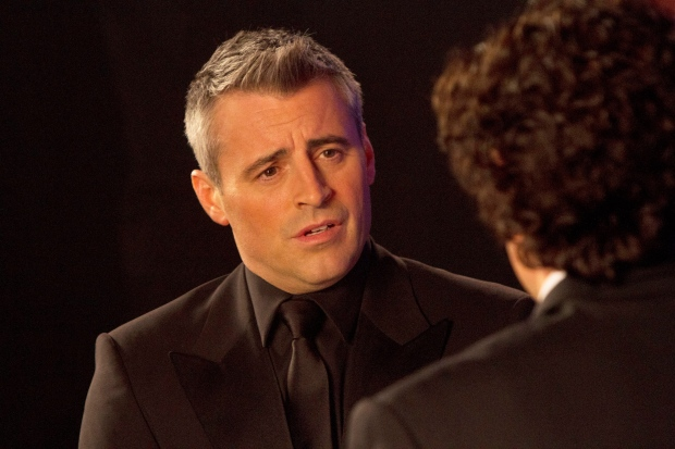 Matt LeBlanc to guest star in 'Web Therapy'
