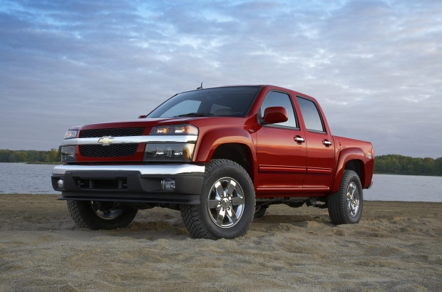 GM to release new line of pickup trucks