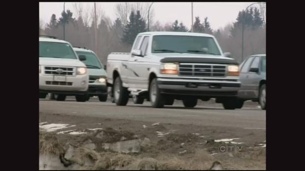 CTV Saskatoon: Road Rage