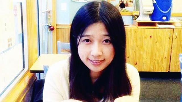 Ugly Chinese Woman Lingzi lu boston bombing