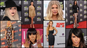 <b>50 Photos: Stars Show Off Unique Trends</b>
