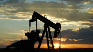 An oil pump is shown in this file photo.