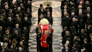 CTV National News: Iron Lady laid to rest