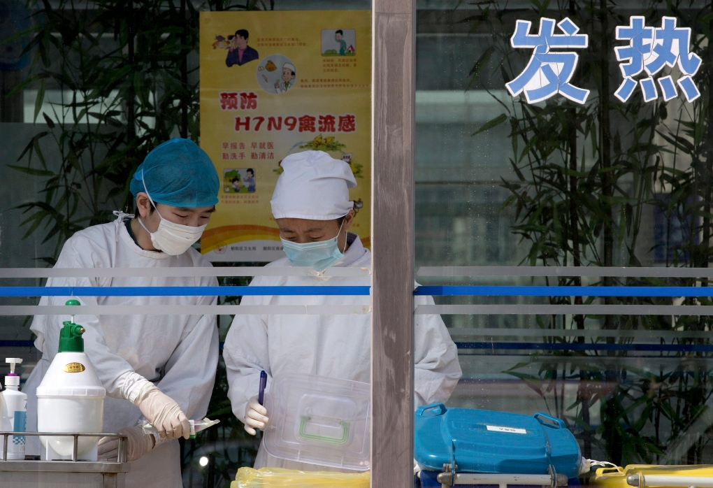 Canadian national lab to work on H7N9 virus
