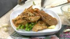 Garlicious Chicken