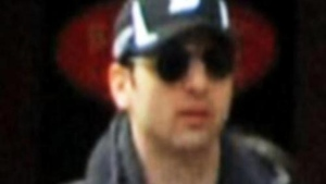 Boston bombing suspect 1 dead